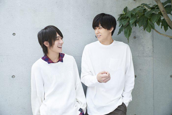 永田聖一朗さん(左)と加藤将さん(右)=撮影・NORI