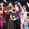 ミュージカル『ラヴズ・レイバーズ・ロスト-恋の骨折り損-』ゲネプロより=撮影・岩村美佳