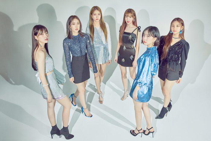 6人組のK-POPガールズグループ「GFRIEND」(ジーフレンド)