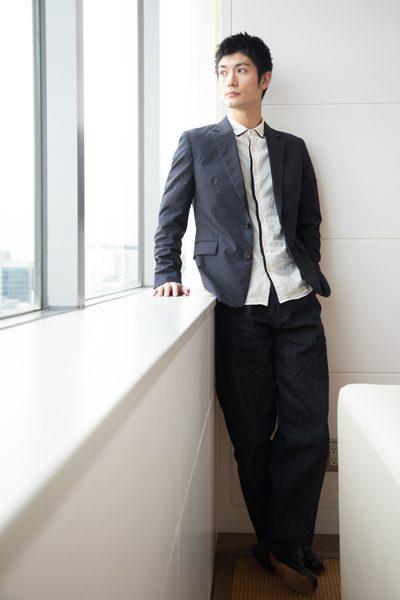 三浦春馬さん=撮影・岩村美佳