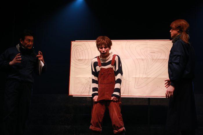劇団スタジオライフ『はみだしっ子~White Labyrinths~』CAPチーム公演より=写真提供・劇団スタジオライフ、(C)三原 順/白泉社