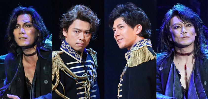 ミュージカル『フランケンシュタイン』公演より=写真提供/東宝演劇部