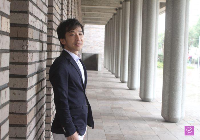 横田裕久さんのアイデアニュース・プレゼント用写真=撮影・中田ゆりな