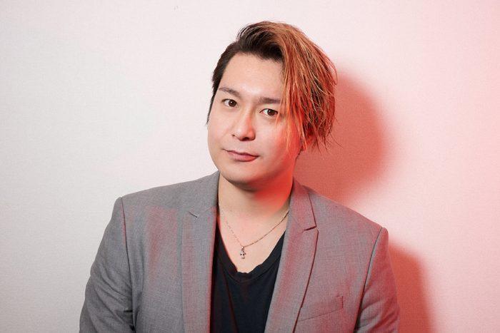 大山真志さん=撮影・NORI
