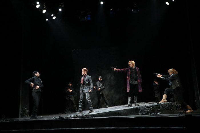 Studio Life×東映ビデオ舞台プロジェクト第1弾『死の泉』より=写真提供・スタジオライフ