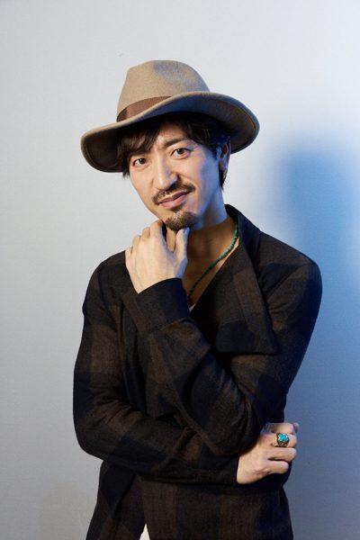 青山航士さん=撮影・NORI