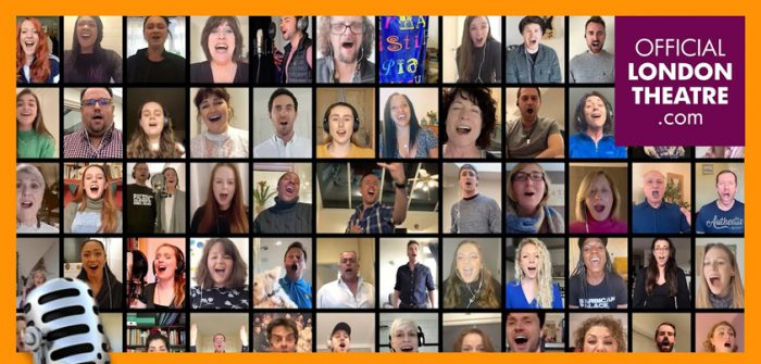 YouTubeの『70 West End stars perform Les Miserables' Do You Hear The People Sing』チャンネルより