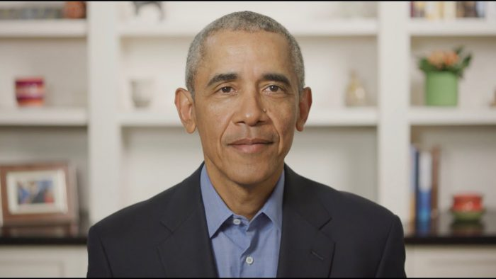 YouTubeのPresident Obama's Message to the Class of 2020 Obama Foundationチャンネルより