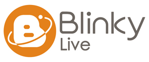BlinkyLiveロゴ