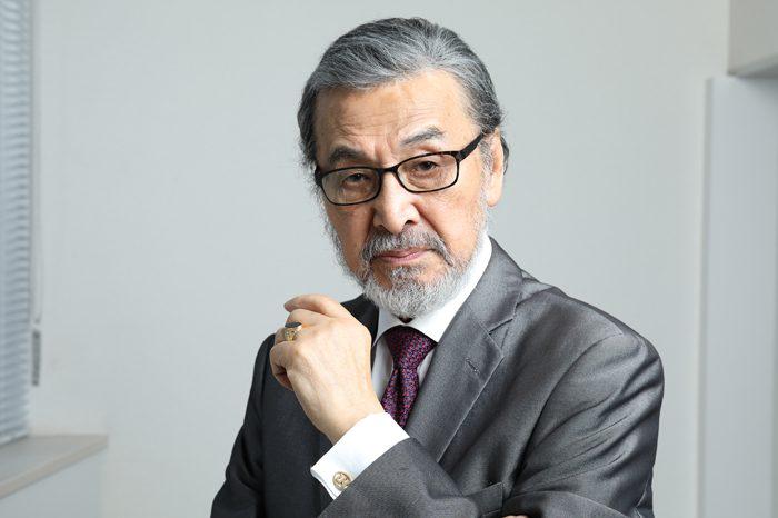 宝田明さん=撮影・伊藤華織