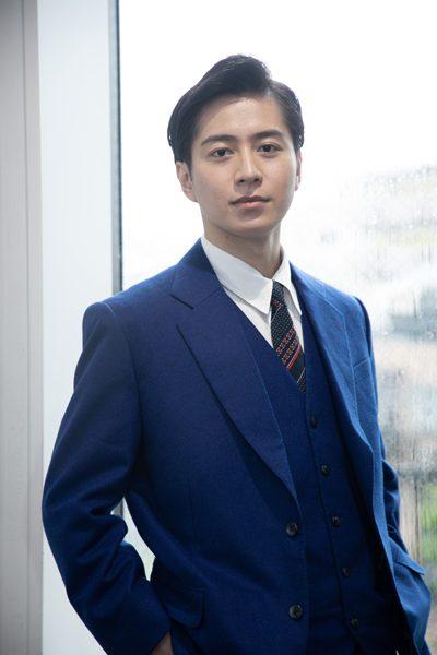村井良大さん=撮影・岩村美佳