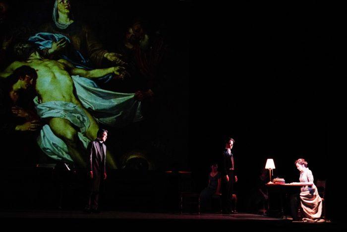 舞台 『 Op.110 ベートーヴェン「不滅の恋人」への手紙 』