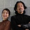 高野菜々さん(左)と広田勇二さん(右)=撮影・村岡侑紀