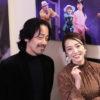 高野菜々さん(右)と広田勇二さん(左)=撮影・村岡侑紀