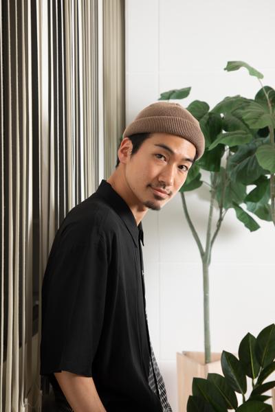 Oguriさん=撮影・岩村美佳