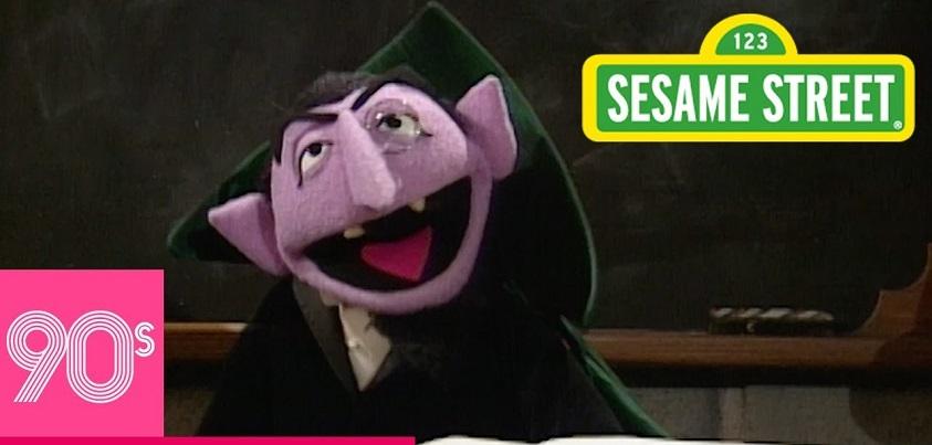 Sesame Street: The Count's Counting School Sesame Street チャンネルより