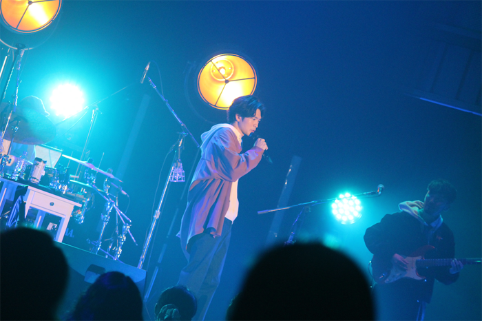 『KOUHEI MATSUSHITA LIVE TOUR 2021 HEART TO HEART』より