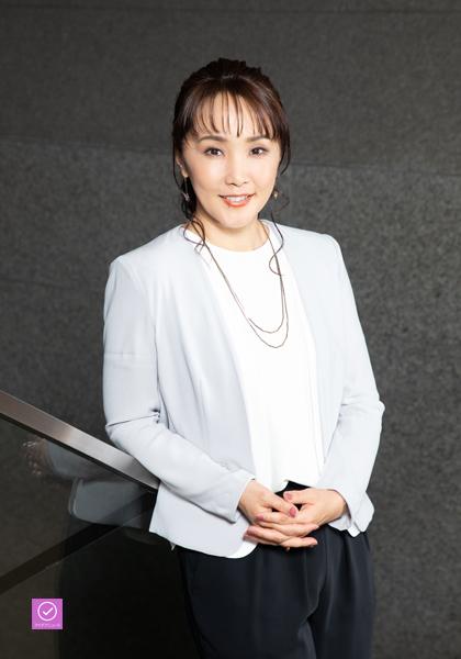 濱田めぐみさんのアイデアニュース・プレゼント用写真=撮影・岩村美佳