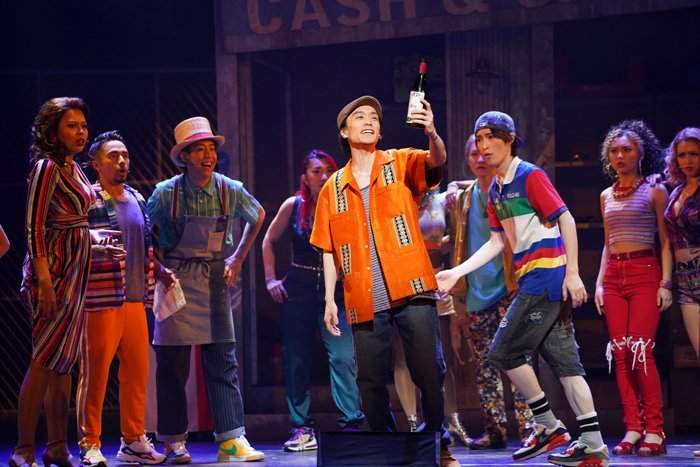 Broadway Musical『IN THE HEIGHTS イン・ザ・ハイツ』より