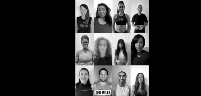 International Women's Day 2021 Les Mills YouTubeチャンネルより
