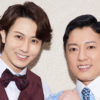 原田優一さん(右)と太田基裕さん(左)=撮影・NORI