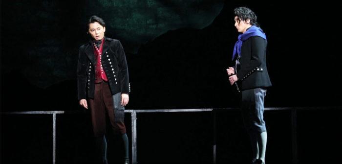 ミュージカル『ゴヤ -GOYA-』より=撮影・岩村美佳