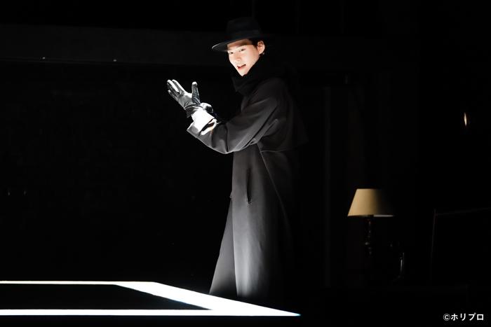 ミュージカル『スリル・ミー』より=(C)ホリプロ、撮影:田中亜紀