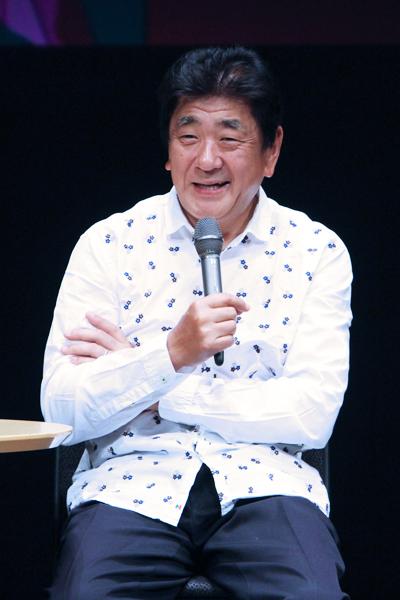 佐渡裕さん=撮影・中田ゆりな