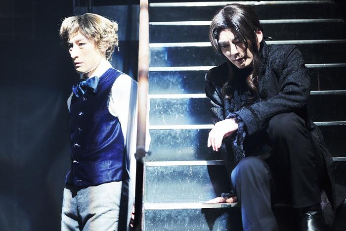 劇団スタジオライフ『VAMPIRE LEGENDS』より