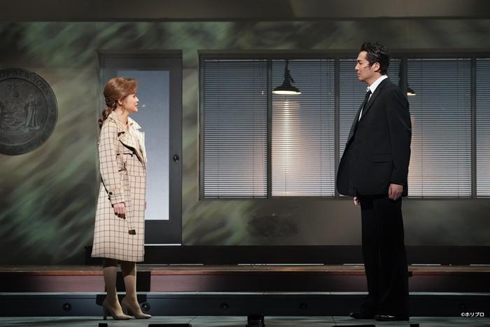 ブロードウェイミュージカル『メリリー・ウィー・ロール・アロング』~あの頃の僕たち~より=撮影・岩田えり