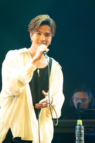 「廣瀬友祐 MUSIC & TALK『H+our #03』Precious」より=撮影・岩村美佳