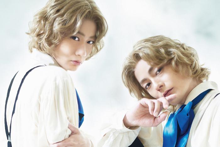 (左から)馬場良馬さん、松本慎也さん