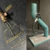 『ダム・ウェイター』小道具などリサイクル商品化