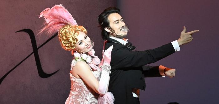 佐渡裕芸術監督プロデュースオペラ2021 喜歌劇『メリー・ウィドウ』より=撮影・長澤直子
