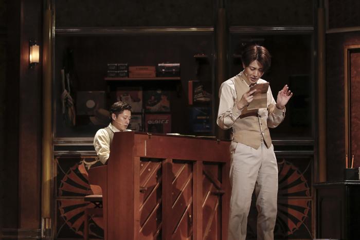 ミュージカル『ダブル・トラブル』(ブロードウェイチーム)公演より=写真撮影:岡千里