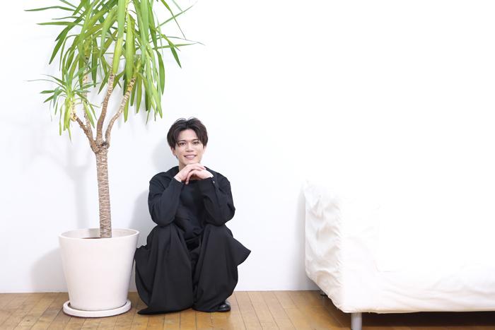 蒼木陣さん=撮影・長澤直子