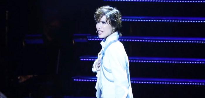 「The Beginning of TAKARAZUKA LIVE NEXT!!『アプローズ』~夢十夜~」公開舞台稽古より=撮影・伊藤華織