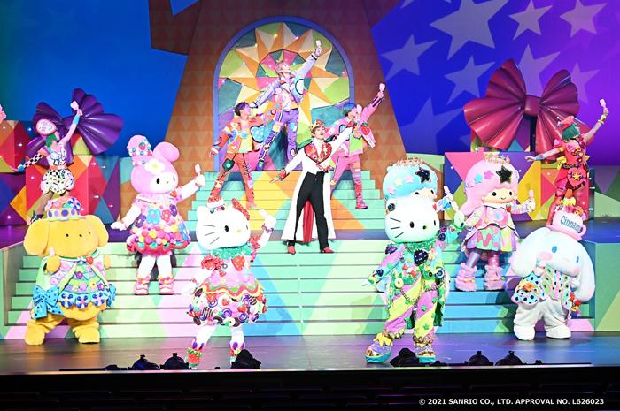 Sanrio Kawaii ミュージカル『From Hello Kitty』公演より