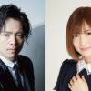 (画像左)中川晃教さん(画像右)神田沙也加さん